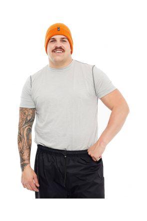 Wilderness Wear Mens Plus Size Cumulo 150 Short Sleeve Tee Top